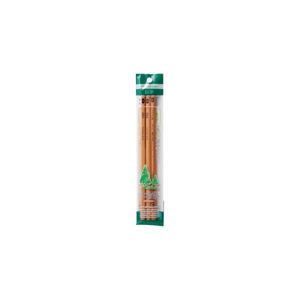 トンボ 鉛筆 S木物語3本パック B(A) (ACG-340) 単品