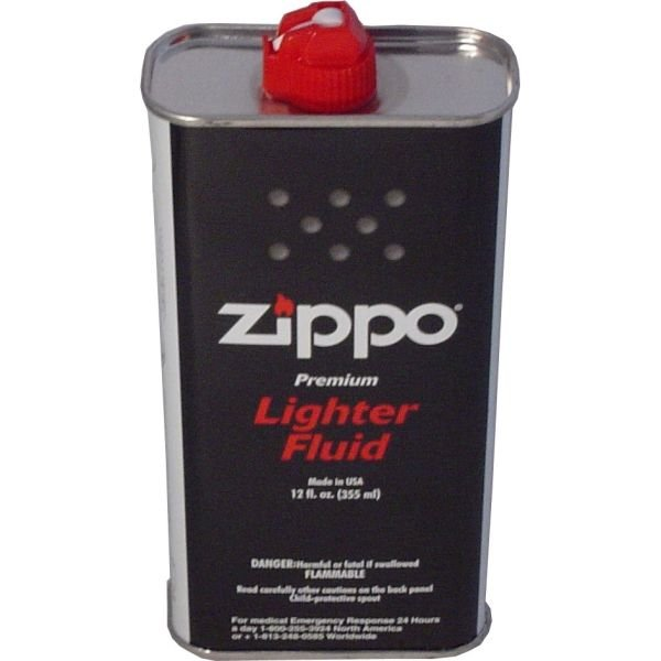 ZIPPO (ジッポー) オイル 大缶 355ml