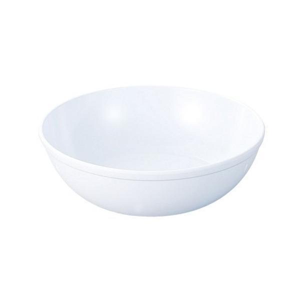 菜皿 給食用 A-2 白 (No.46AW)