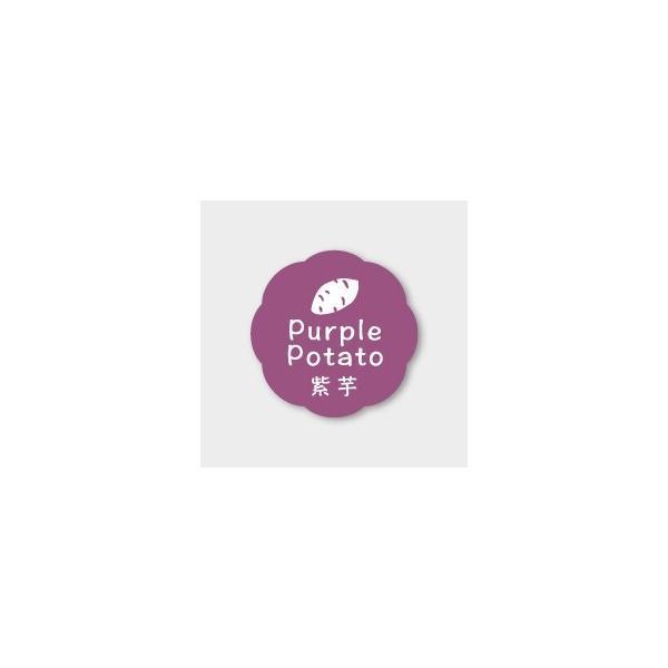 お菓子用フレーバーシール 紫芋