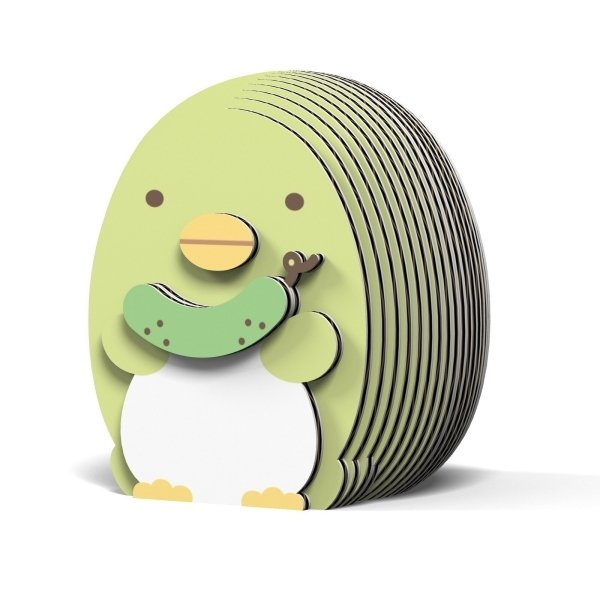 EUGY C401すみっコぐらし ペンギン?ときゅうり