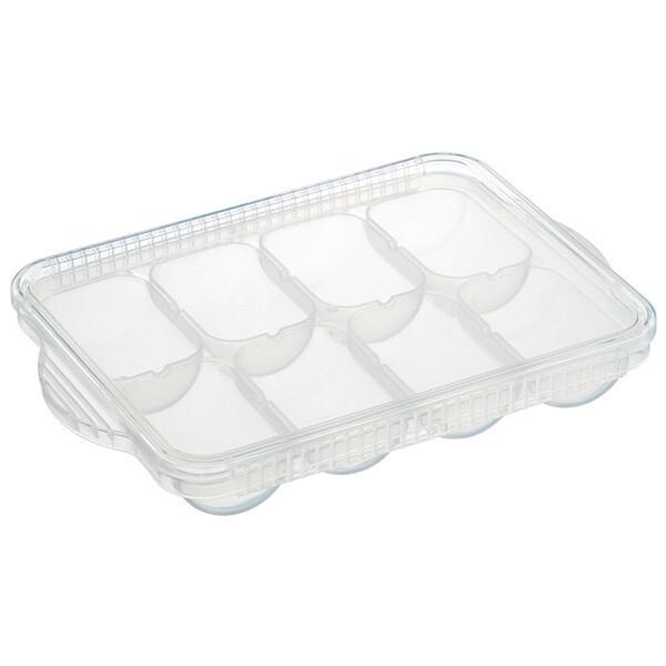 ベーシック 離乳食冷凍小分け保存トレー (30ml×8)