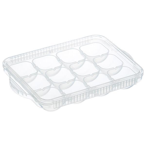 ベーシック 離乳食冷凍小分け保存トレー (15ml×12)