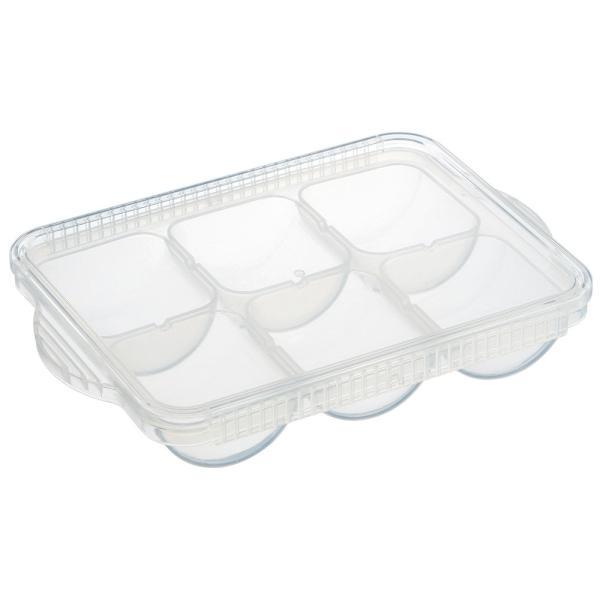 ベーシック 離乳食冷凍小分け保存トレー (50ml×6)