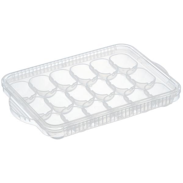 ベーシック 離乳食冷凍小分け保存トレー (7.5ml×18)