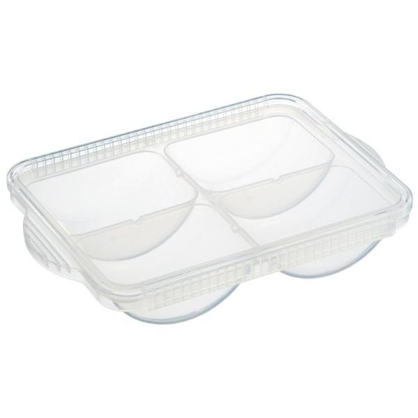 ベーシック 離乳食冷凍小分け保存トレー (80ml×4)