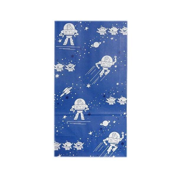 トイストーリー ボトムバッグ プラネットBL 10枚入り 12351 TOY STORY 紙袋 お菓子袋 ラッピング袋 プレゼント ディズニー 包装