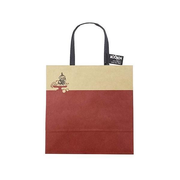 ムーミン キャリーバッグ (M) リトルミイ フルーツRE MC251 14870 紙袋 MOOMIN ギフトバッグ ミイ 手提げ 袋 ラッピング かわいい キャラクター グッズ
