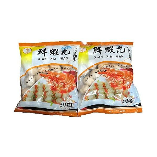 鮮蝦丸(海老団子・エビだんご)400g×2点セット