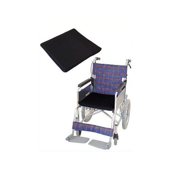 車椅子用クッション ズレないクッション 防水タイプ SHC-B サニア工業