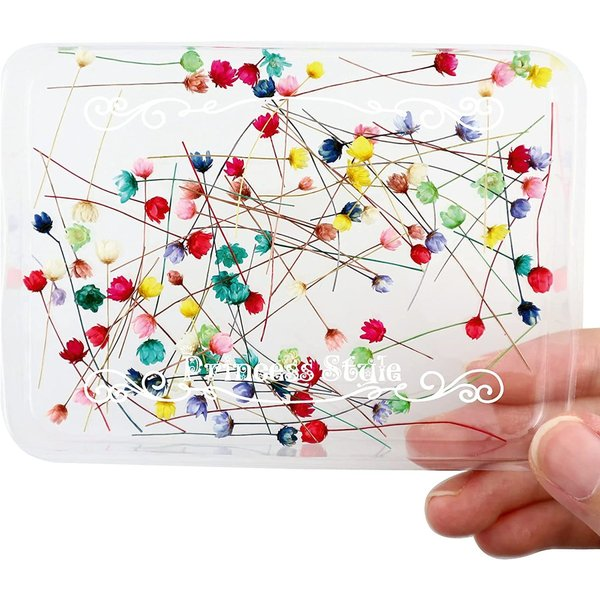 スターフラワー ミニ つぼみ 小さな花 レジン封入 ハーバリウムボールペン用 アソートセット