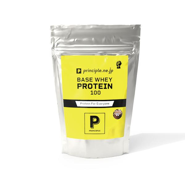 BASE WHEY PROTEIN(ベース ホエイ プロテイン)3kg ココア風味|principle