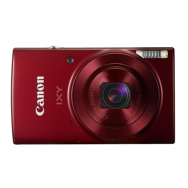 Canon キャノン デジタルカメラ IXY 光学10倍ズーム レッド IXY190RE (sb)(送料無料)