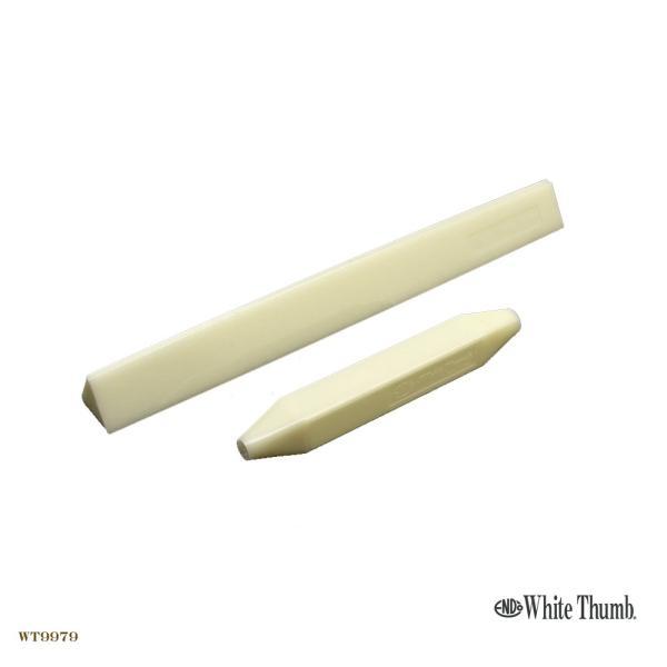 【メール便OK】ホワイトサム 三角押棒 花芯付セット(ポリカーボネイト製) 三角棒 押し棒 和菓子道具 練切 生菓子