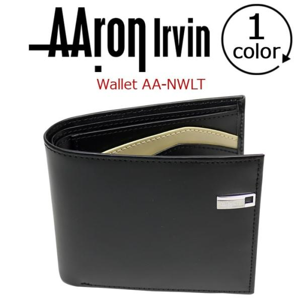 送料無料 おしゃれ ノートパッド 人気 AAron Irvin カードケース アーロン・アーヴィン メンズ 通勤 メモ帳