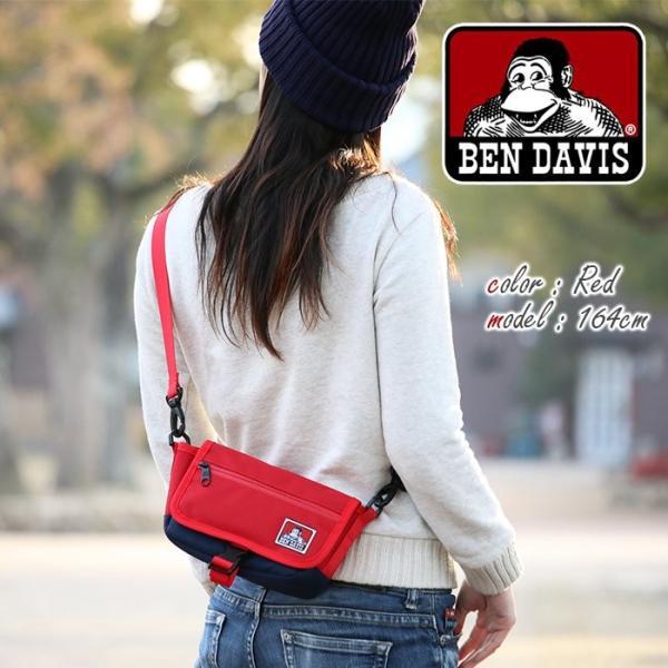 BEN DAVIS ベンデイビス ショルダーバッグ 送料無料 レディース メンズ カメラケース BDW-9099 bendavis2-023|pro-shop|03