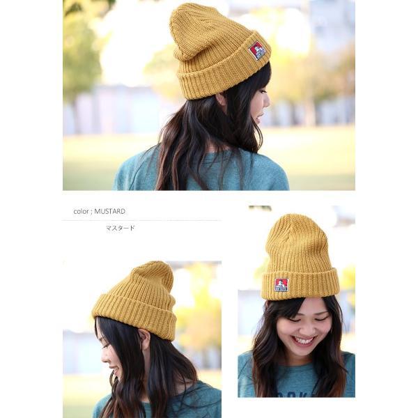 BEN DAVIS ベンデイビス 帽子 ニットキャップ|pro-shop|04