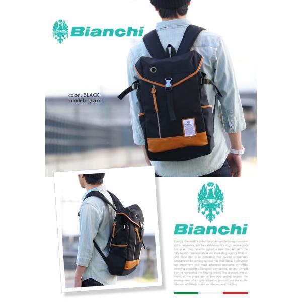 6bccb4b55dac ... リュック フラップ かぶせ ビアンキ Bianchi デイパック バックパック リュックサック 送料無料 pro-shop ...