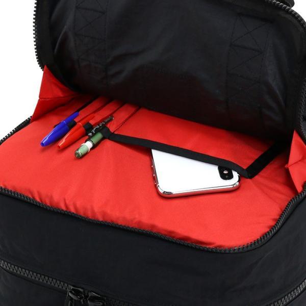 リュックサック CHUMS チャムス リュック スクエア Pfeifferhorn 18L メンズ レディース ブランド デイパック バックパック 通学 サイドポケット 正規品|pro-shop|12