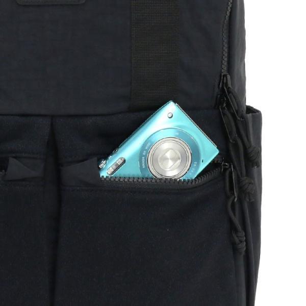 リュックサック CHUMS チャムス リュック スクエア Pfeifferhorn 18L メンズ レディース ブランド デイパック バックパック 通学 サイドポケット 正規品|pro-shop|10