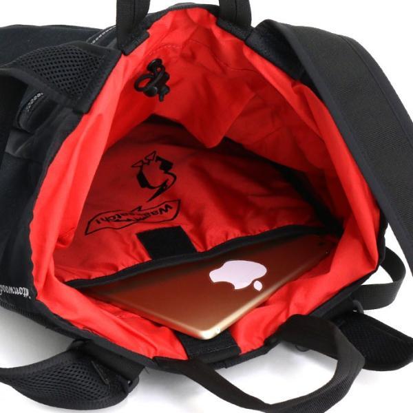 トートバッグ CHUMS チャムス リュック 2WAY デイパック リュックサック バックパック 正規品 18L メンズ レディース ブランド ワサッチ サイドポケット|pro-shop|11