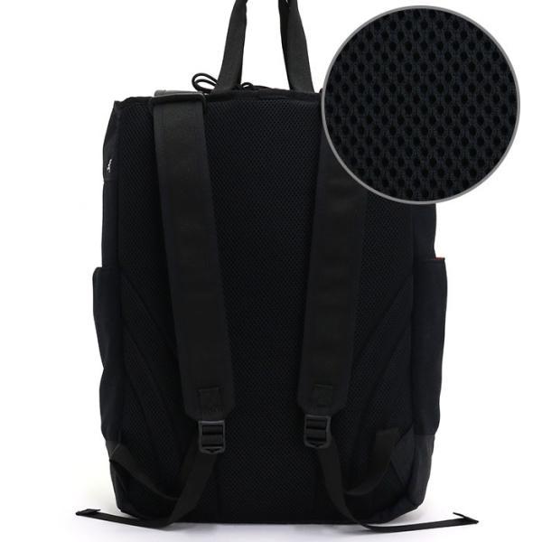 トートバッグ CHUMS チャムス リュック 2WAY デイパック リュックサック バックパック 正規品 18L メンズ レディース ブランド ワサッチ サイドポケット|pro-shop|14