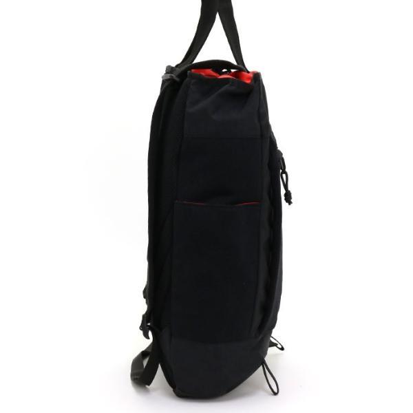 トートバッグ CHUMS チャムス リュック 2WAY デイパック リュックサック バックパック 正規品 18L メンズ レディース ブランド ワサッチ サイドポケット|pro-shop|15