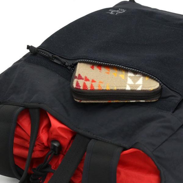 トートバッグ CHUMS チャムス リュック 2WAY デイパック リュックサック バックパック 正規品 18L メンズ レディース ブランド ワサッチ サイドポケット|pro-shop|08