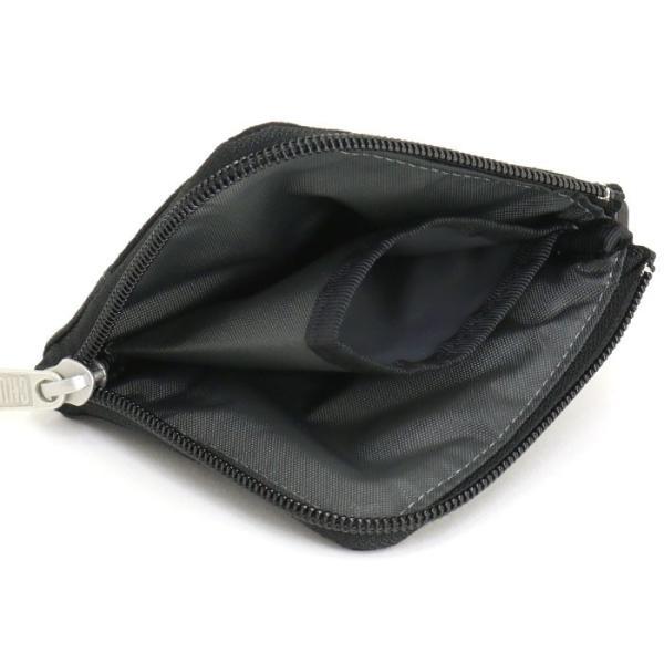 財布 コインケース CHUMS チャムス 小銭入れ メンズ レディース 男女兼用 ブランド スリム L字ファスナー Square Coin Case Sweat Nylon|pro-shop|06