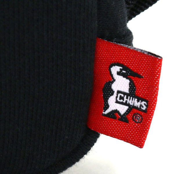 ポーチ チャムス CHUMS 小物入れ ペンポーチ ペンケース メイクポーチ 化粧ポーチ レディース ブランド Boat Logo pouch Sweat|pro-shop|04