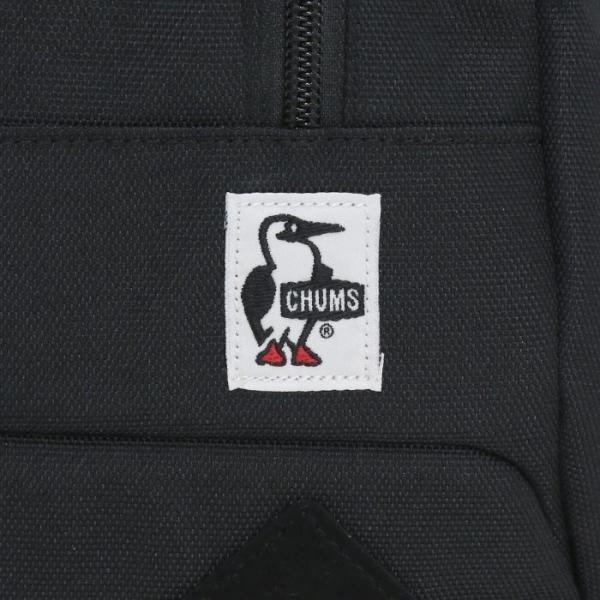 リュック CHUMS チャムス リュックサック デイパック バックパック スクエアリュックサック メンズ レディース ブランド 正規品 Eco Flat Top Box|pro-shop|04