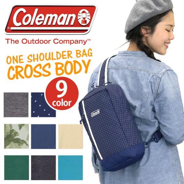 2020年新色追加 ボディバッグ Coleman コールマン WALKER クロスボディ CROSS BODY ボディーバッグ ウエストポーチ メンズ レディース 2020 春夏 新作 正規品|pro-shop