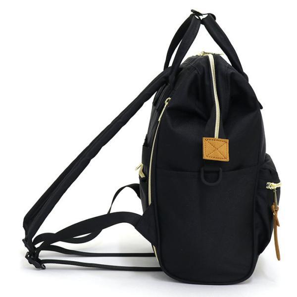 リュックサック anello アネロ 口金 送料無料 トートリュック デイパック バックパック メンズ レディース ジュニア ミニ マザーバッグ セール|pro-shop|10