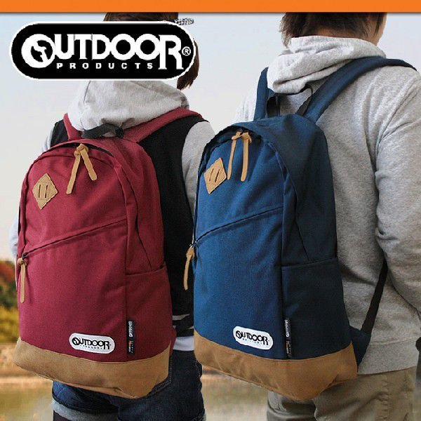 OUTDOOR PRODUCTS アウトドア リュックサック リュック 人気の底革タイプ 62026|pro-shop