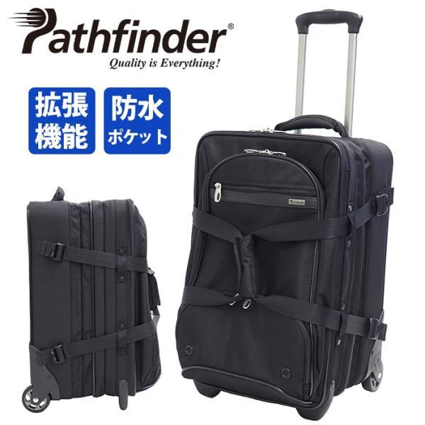 """ダッフルキャリー パスファインダー Pathfinder 22"""" DAX Rolling Duffle 大型 キャリーバッグ スーツケース アベンジャー メンズ ブランド スポーツ 遠征 TSA"""