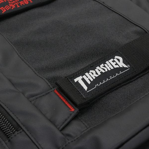 スラッシャー リュック 黒 メンズ THRASHER 送料無料 リュックサック|pro-shop|05