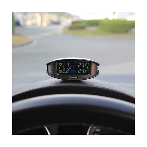 ポイント5倍!エアモニX (エアモニ エックス) AirmoniX タイヤ空気圧センサー タイヤの空気圧管理にお勧め PRO-TECTA|pro-tecta-shop|04