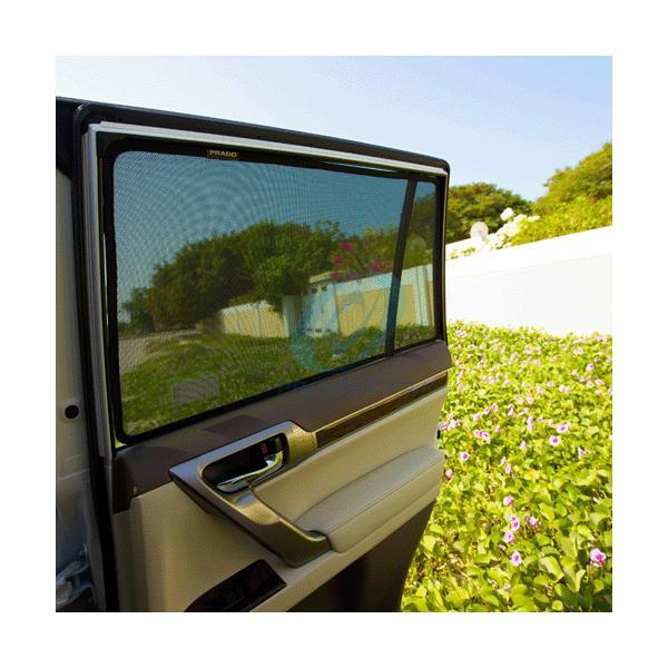 TOYOTA 200系HIACE トヨタハイエース/レジアスエースのサンシェード(日よけ)はレーザーシェードフルセットハイエース/レジアスエース用ワイドタイプ|pro-tecta-shop|02