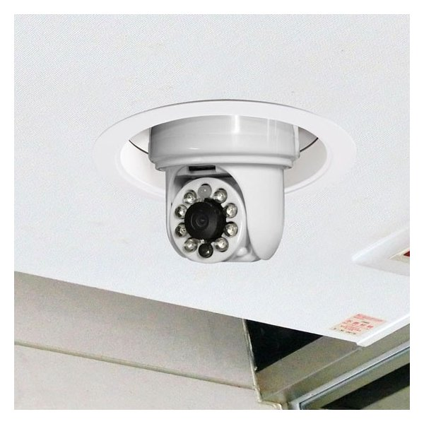 在庫限り ポイント5倍 電球型カメラiBULB SCOPE アイバルブスコープ ソケットに挿せばリアルタイム映像をスマホで確認できるWi-Fi接続専用ライブカメラ|pro-tecta-shop|02