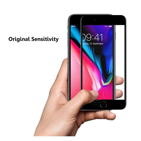 iPhone8 / iPhone7専用 液晶保護ガラスフィルム アサヒガラスTempered Glass使用 高度9H 送料無料|pro-tecta-shop|03