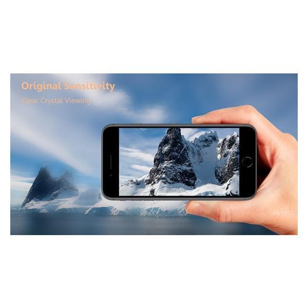 iPhone8 / iPhone7専用 液晶保護ガラスフィルム アサヒガラスTempered Glass使用 高度9H 送料無料|pro-tecta-shop|05