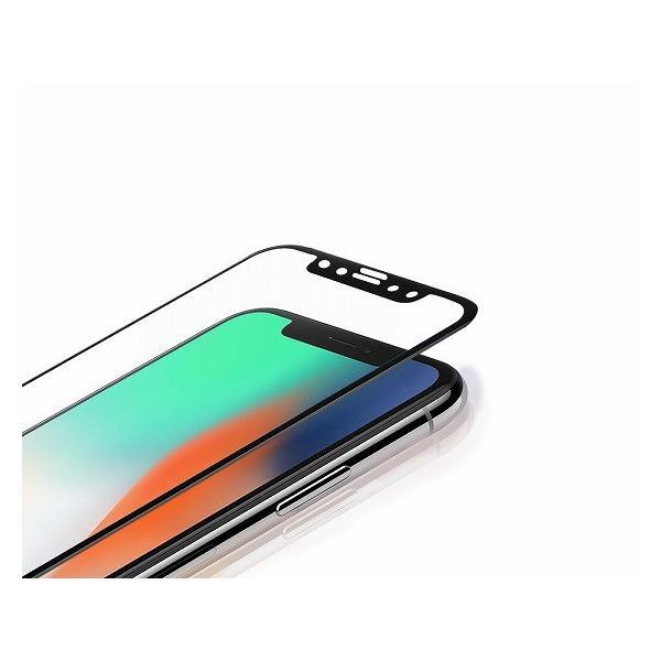 iPhonex専用 液晶保護ガラスフィルム アサヒガラスTempered Glass使用 高度9H 最高 No.1クリックポスト発送 送料無料|pro-tecta-shop|04