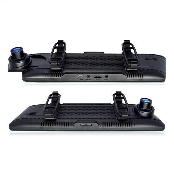 GuruDora D-Mirror デジタルインナーミラー ドライブレコーダー機能付き 後方の映像もしっかり確認バッチリ録画 GPS搭載 送料無料|pro-tecta-shop|14
