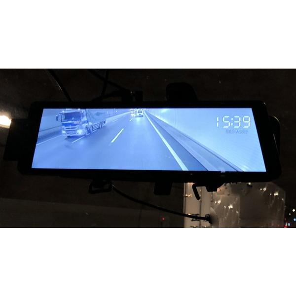GuruDora D-Mirror デジタルインナーミラー ドライブレコーダー機能付き 後方の映像もしっかり確認バッチリ録画 GPS搭載 送料無料|pro-tecta-shop|18
