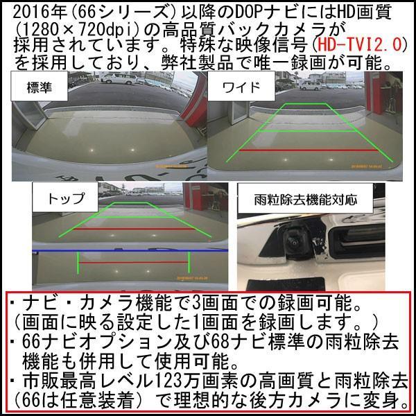 送料無料 SR-SD04 リアビューカメラレコーダー バックカメラがドライブレコーダーになる SRセーフティーシステム トヨタ4ピンTVI2.0専用|pro-tecta-shop|02