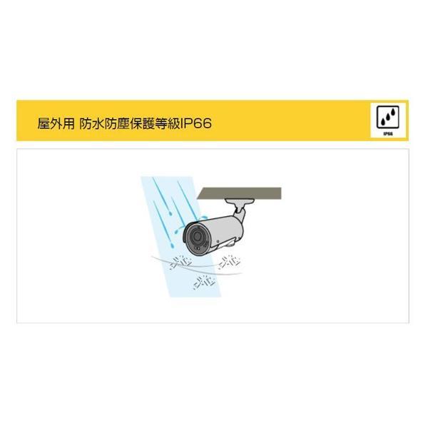 Viewla(ビューラ) IPC-16FHD  屋外用防水カメラ(IP66準拠) 200万画素 スマホ、タブレットで閲覧可能 Plug&Playで かんたん接続・設定|pro-tecta-shop|03