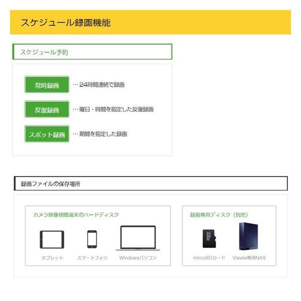 Viewla(ビューラ) IPC-16FHD  屋外用防水カメラ(IP66準拠) 200万画素 スマホ、タブレットで閲覧可能 Plug&Playで かんたん接続・設定|pro-tecta-shop|08