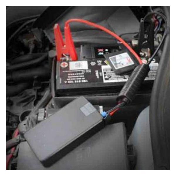 ポイント5倍 ジャンプスターター ボルトマジックJS-08 小型実力派モバイルバッテリー8000mAh3500ccガソリン車対応 ポケモンGO|pro-tecta-shop|03