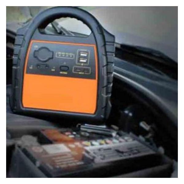 ポイント5倍 ジャンプスターターボルトマジックJS-30 モバイルバッテリー スマホ充電 トラック・バス・ボート大型車両対応 30000mAh PRO-TECTA|pro-tecta-shop|03