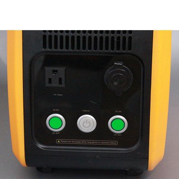 ポイント5倍 ポータブル電源 大容量 車中泊 ボルトマジック PB-1500 500Wインバーター出力 キャンプに最適 小型軽量|pro-tecta-shop|03